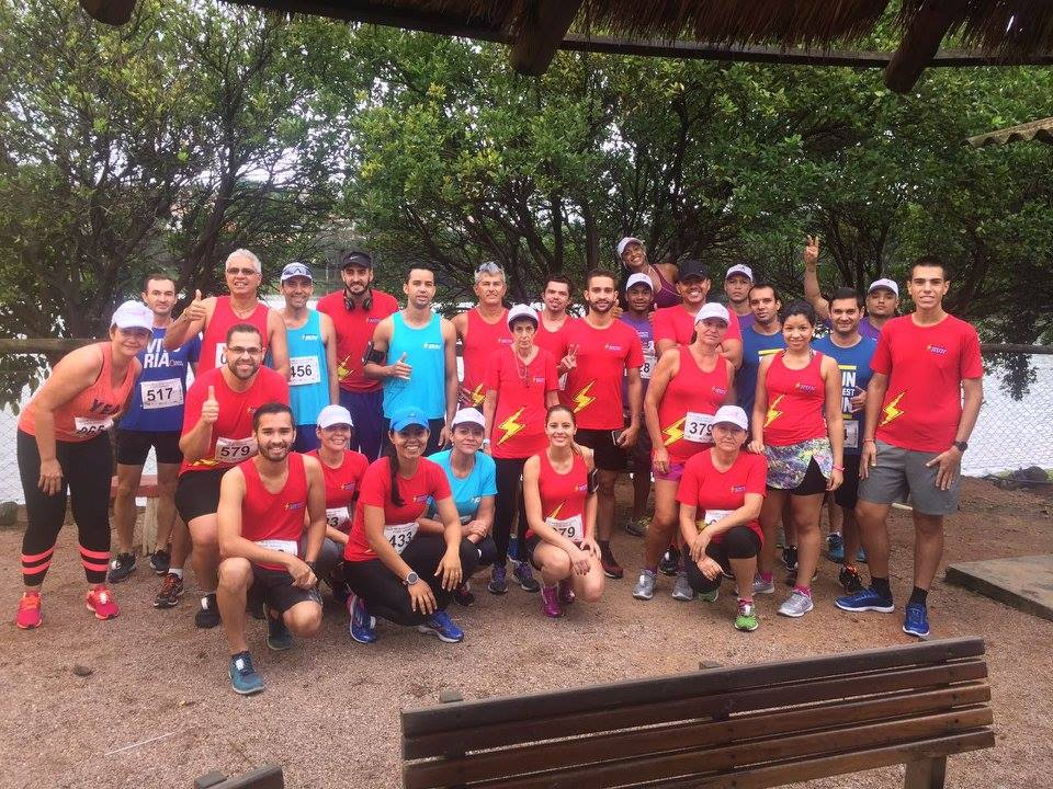 Equipe Top Energy Run